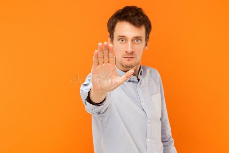 De Hand van het einde Nadruk op hand Kinetisch gedrag royalty-vrije stock afbeelding