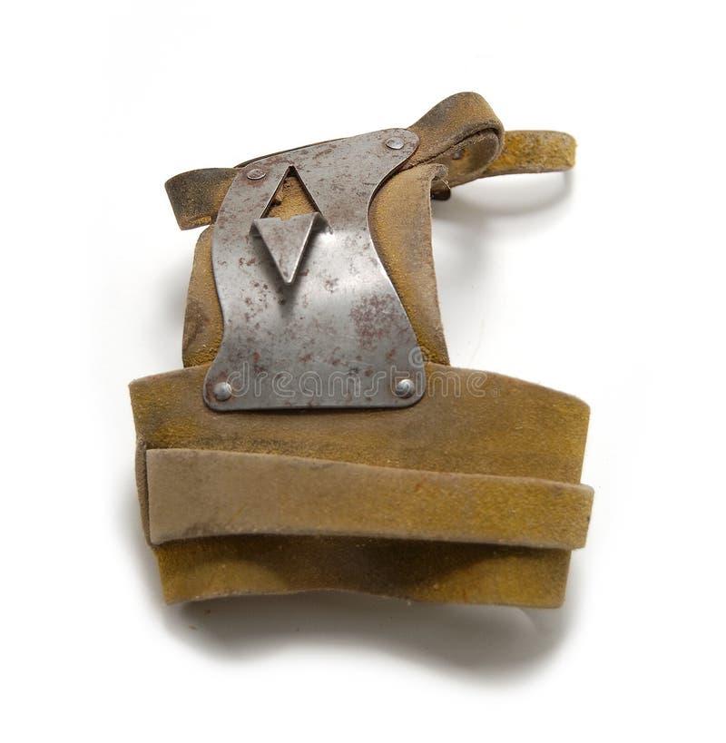 De Handschoen van Cornhusking royalty-vrije stock foto