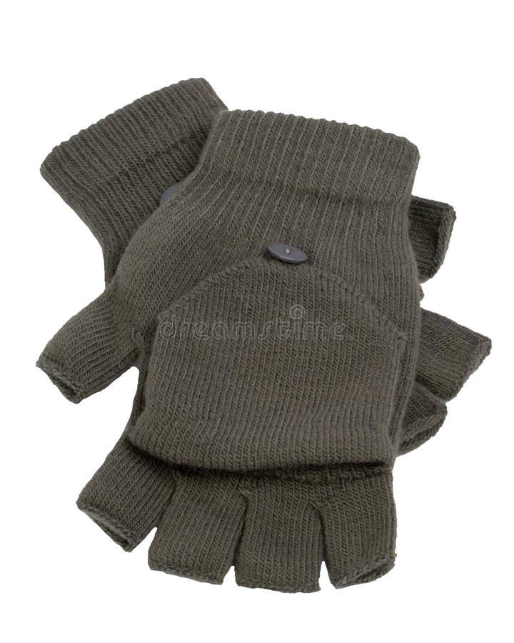 De Handschoenen van de winter royalty-vrije stock afbeeldingen