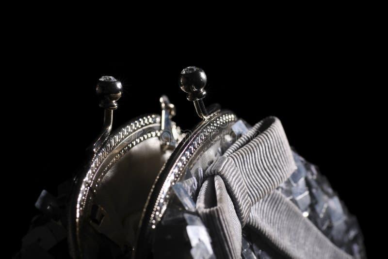 De handtas van dames royalty-vrije stock afbeeldingen