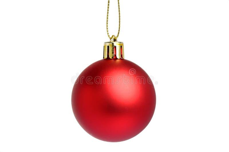 De hangende Snuisterij van Kerstmis royalty-vrije stock foto's