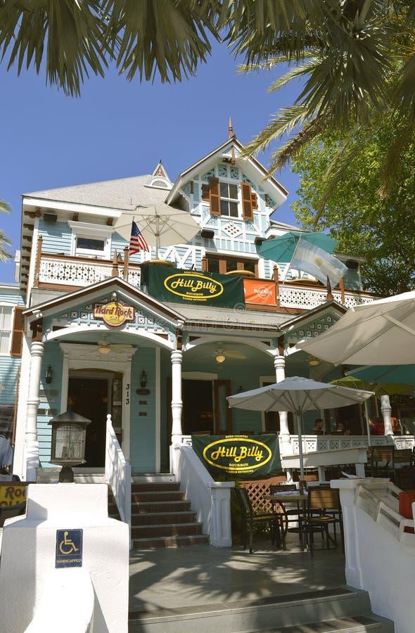 De Harde Rotskoffie van Key West royalty-vrije stock fotografie