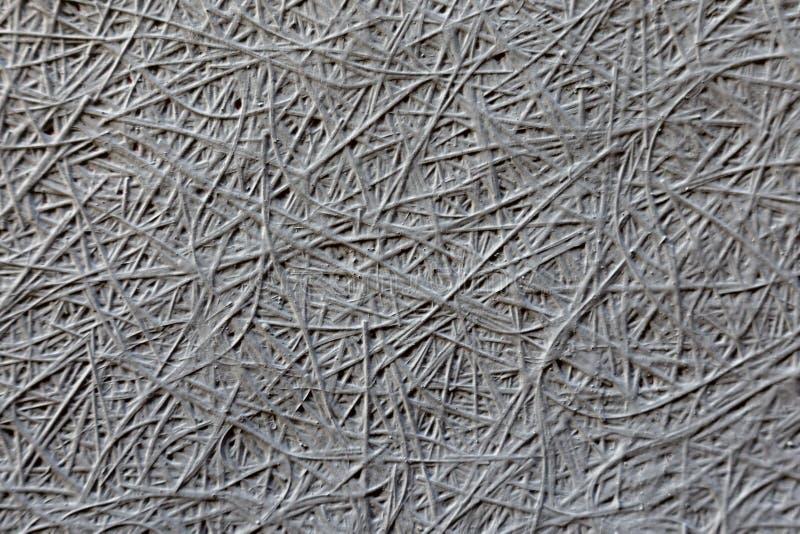 De hars plakte geweven dichte omhooggaand van de fiberglasraad stock fotografie
