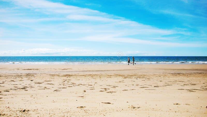 De Haven Douglas AUSTRALIË van het vier Mijlstrand royalty-vrije stock foto