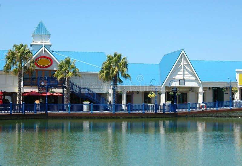 De Haven Elizabeth van de promenade stock fotografie