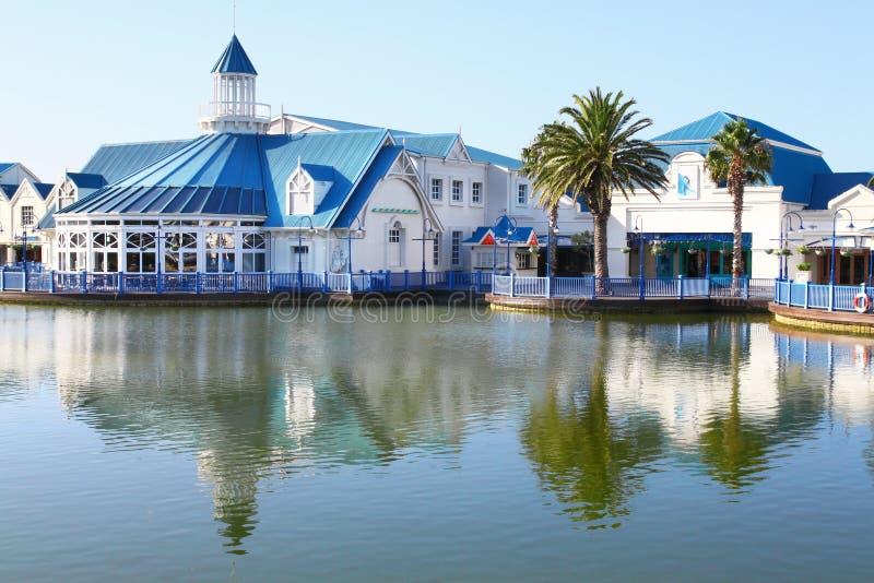 De Haven Elizabeth van de promenade royalty-vrije stock foto