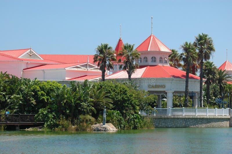 De Haven Elizabeth van het casino stock foto