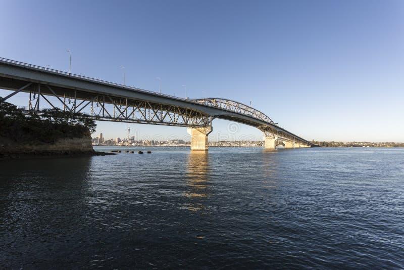 De Havenbrug van Auckland royalty-vrije stock afbeeldingen
