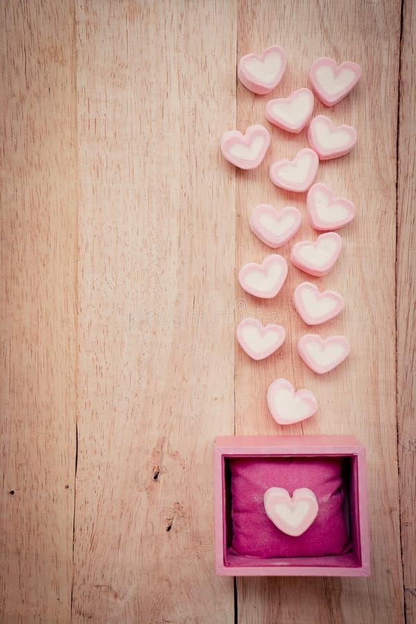 De heemst van de hartvorm stock afbeelding
