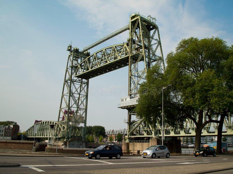 De Hef Bridge royalty free stock images