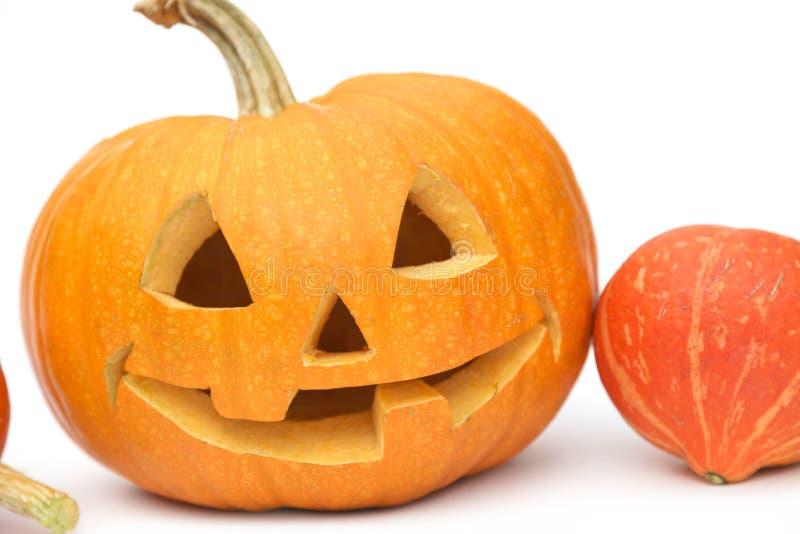 De hefboom-o-Lantaarn van Halloween stock fotografie