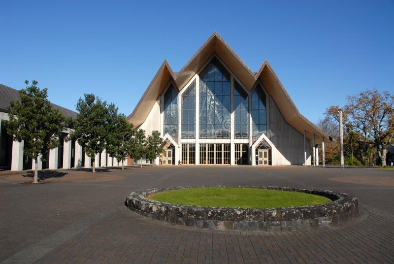 De heilige Kathedraal van de Drievuldigheid royalty-vrije stock afbeeldingen