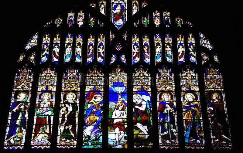 De heilige Kerk van de Drievuldigheid, Stratford royalty-vrije stock afbeeldingen