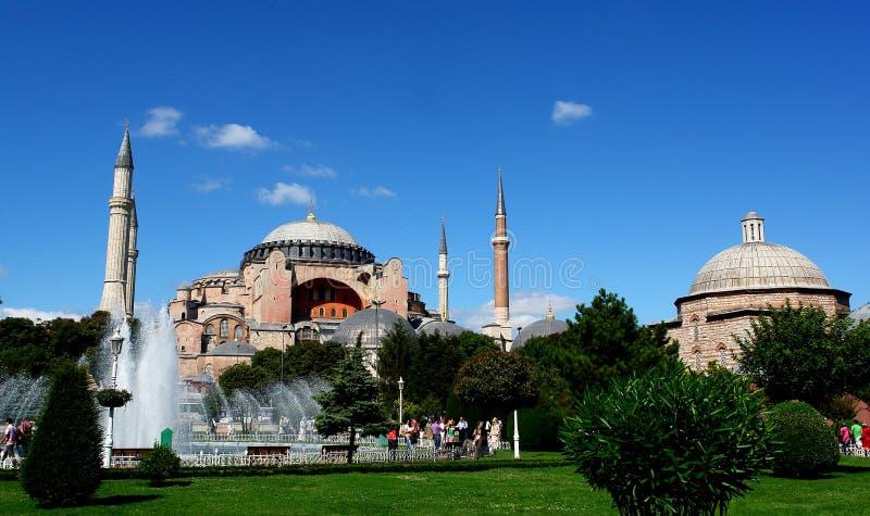 De heilige moskee sophie royalty-vrije stock afbeeldingen