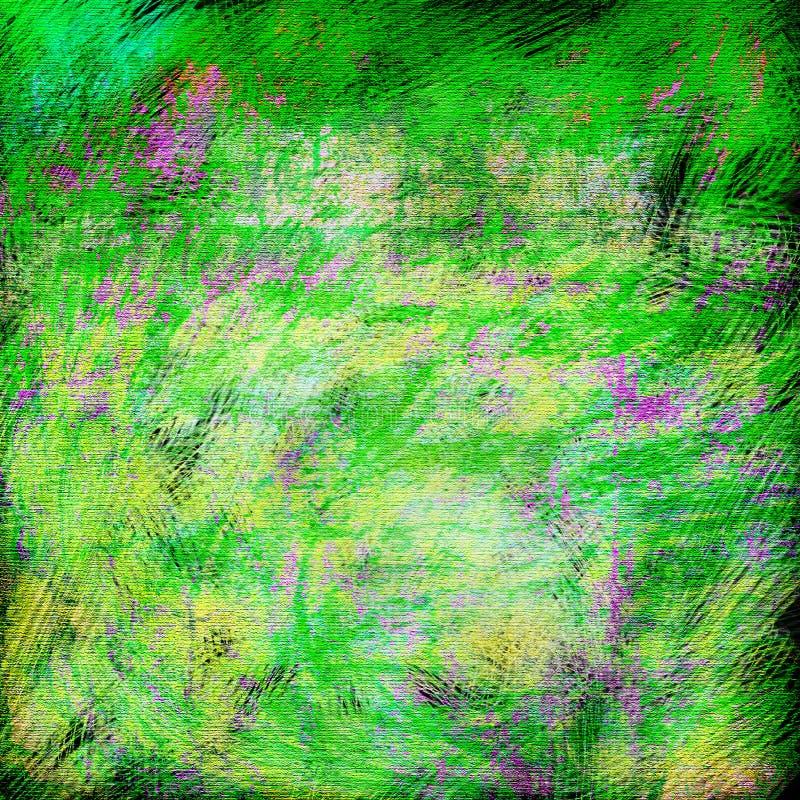 De Heldere Lente Kleurt Geweven Abstracte Achtergrond Stock Foto