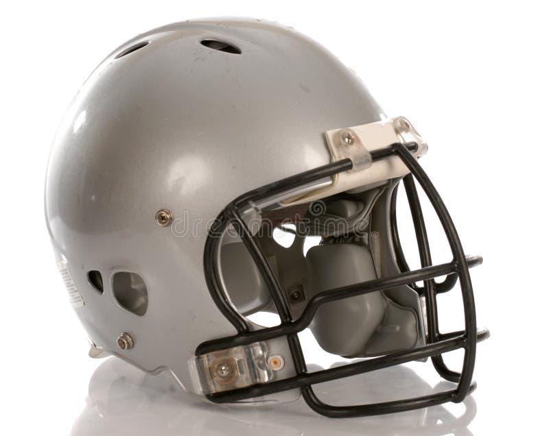 De helm van de voetbal royalty-vrije stock fotografie
