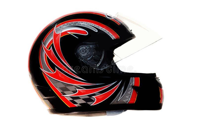 De Helm van het metaal stock foto
