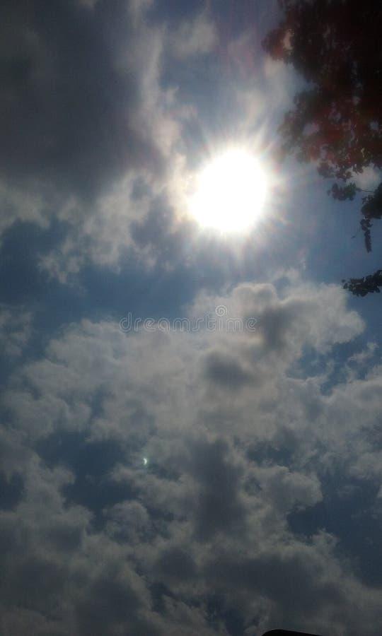 De hemel stock afbeelding