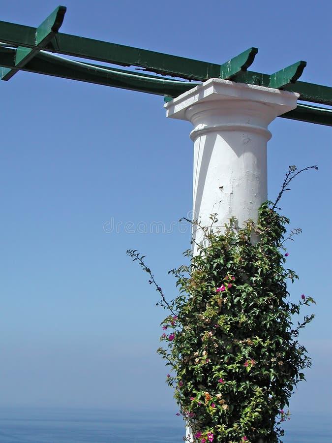 De hemel van Capri stock foto