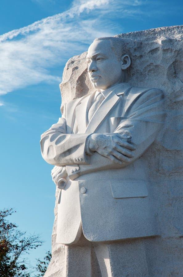 De Herdenkingsherfst van MLK stock fotografie
