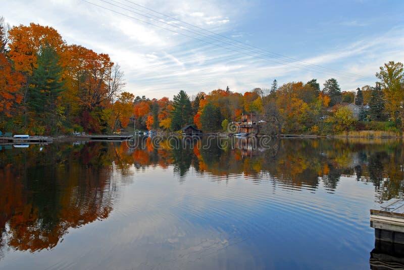 De herfst in Huntsville royalty-vrije stock foto's