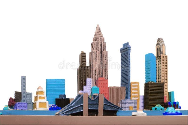 De Herinnering van New York stock foto's