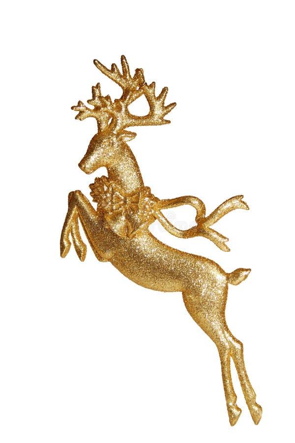 De herten van Kerstmis royalty-vrije stock foto