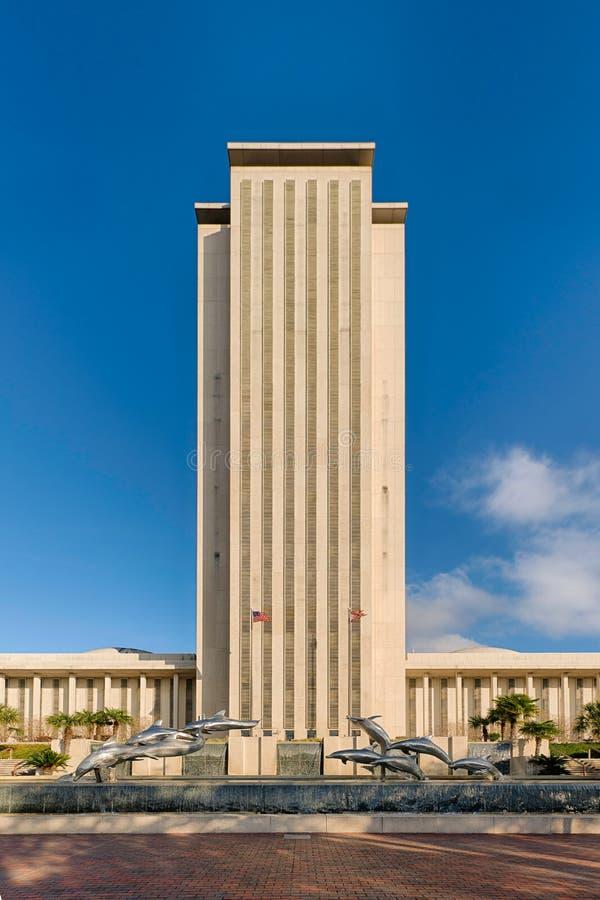De het Capitoolbouw van de Staat van Florida royalty-vrije stock afbeelding