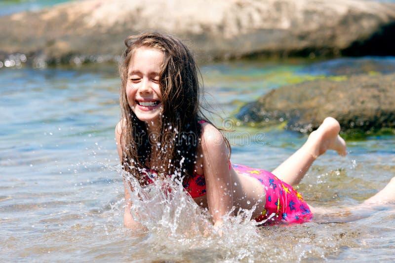 De hete zomer royalty-vrije stock fotografie