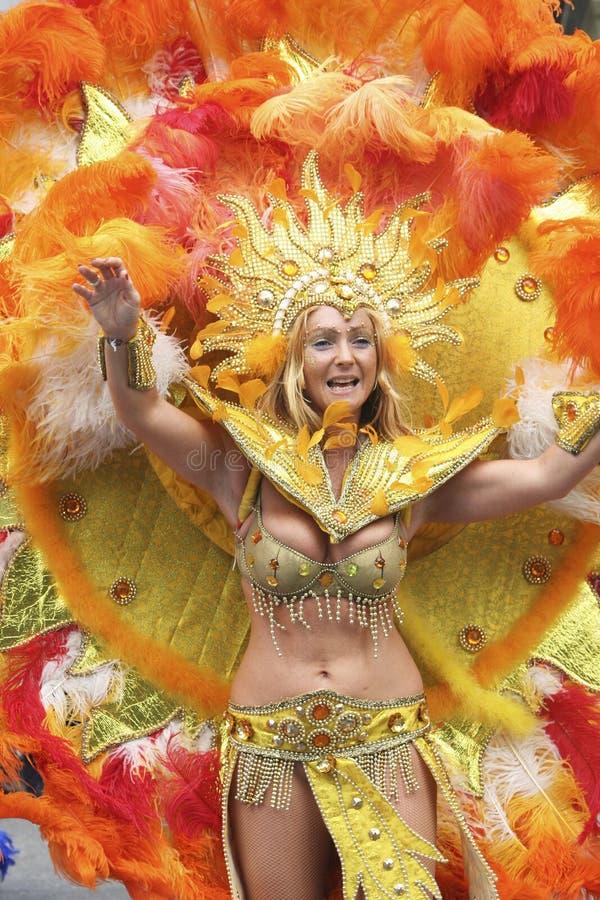 De Heuvel Carnaval, 2006 van Notting stock fotografie