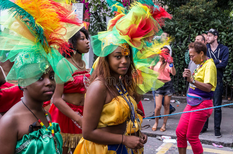 De Heuvel Carnaval 2008 van Notting stock afbeelding