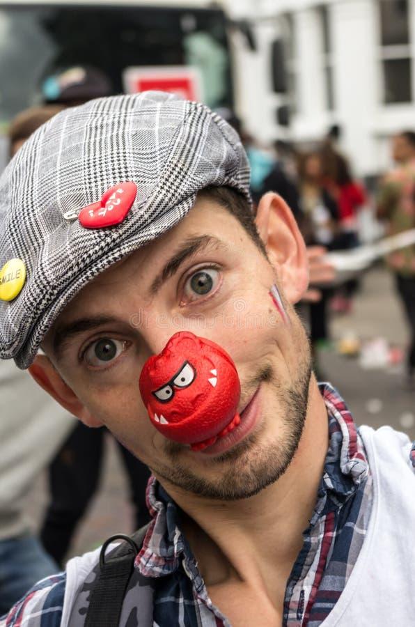De Heuvel Carnaval 2008 van Notting royalty-vrije stock foto's