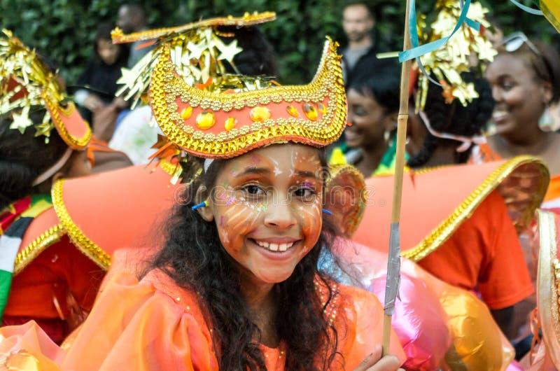 De Heuvel Carnaval 2008 van Notting royalty-vrije stock afbeeldingen