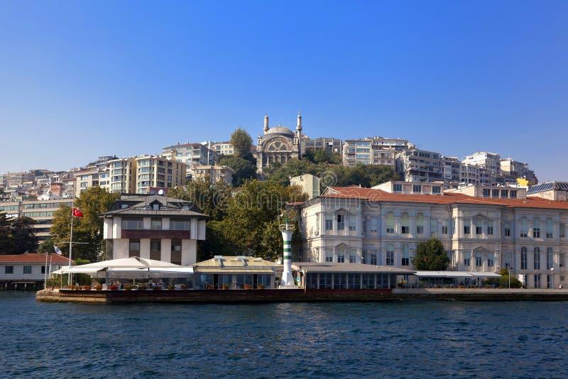 De Heuvel van Istanboel royalty-vrije stock afbeelding