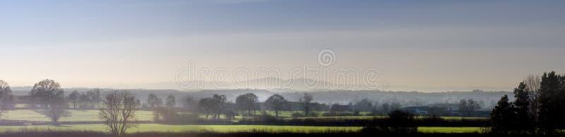 De heuvels van Malvern stock fotografie