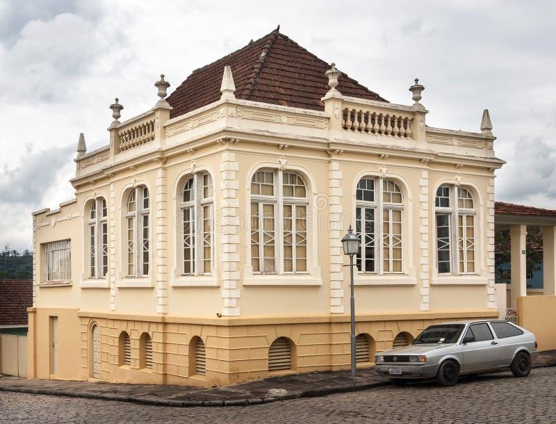 De historische Bouw Lapa Parana stock afbeelding