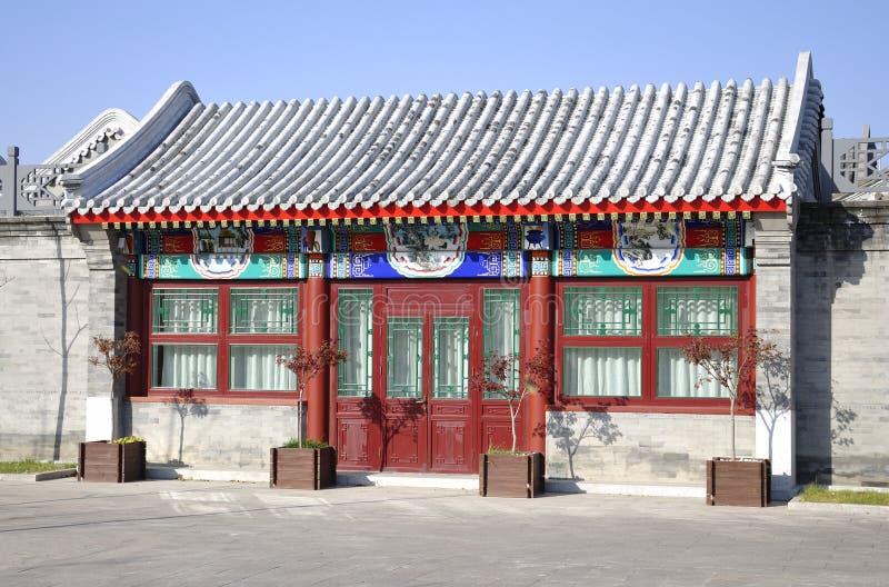 De Historische Bouw van China royalty-vrije stock afbeeldingen