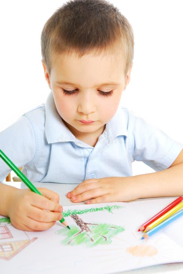 De hobbys van kinderen stock afbeelding