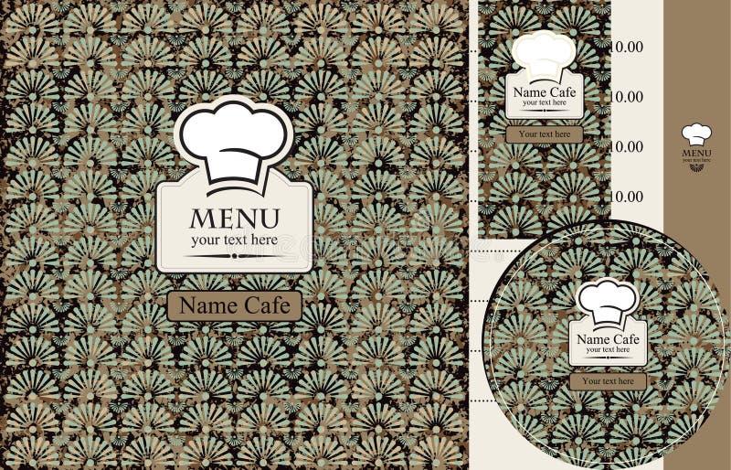 De hoed van de chef-kok royalty-vrije illustratie
