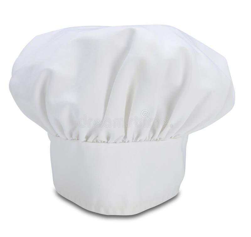 De Hoed van de chef-kok royalty-vrije stock fotografie