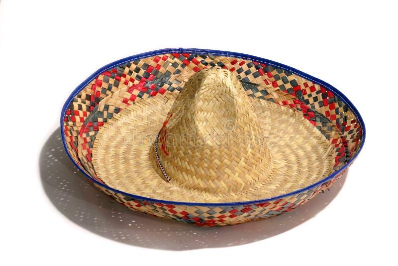 De Hoed van de sombrero royalty-vrije stock afbeelding