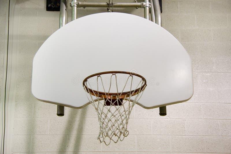 Download De Hoepel Van Het Basketbal Stock Foto - Afbeelding bestaande uit basketbal, school: 292766