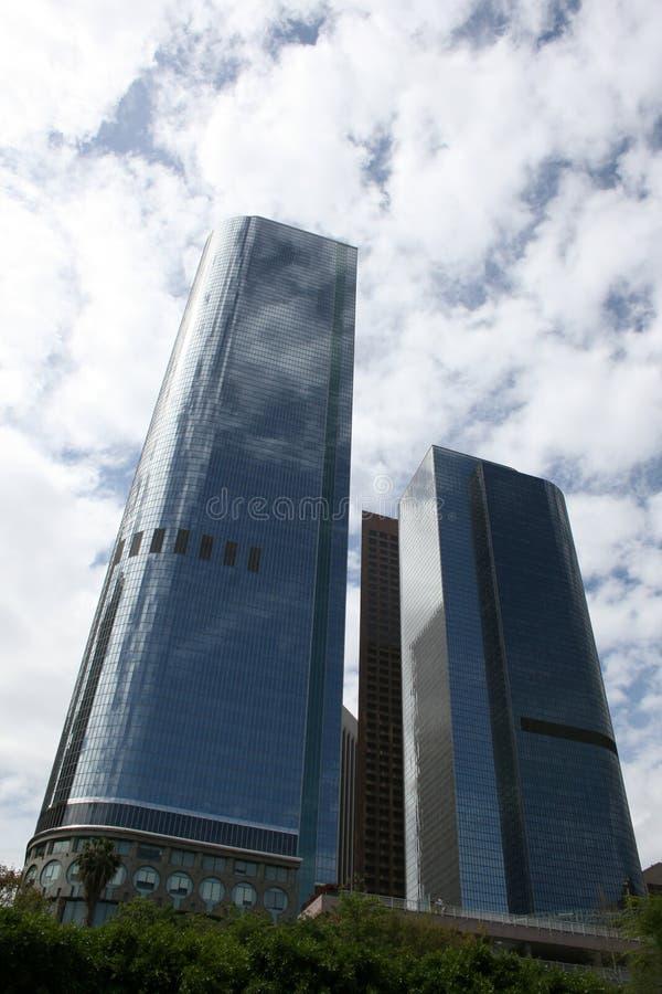 De hoge stijging van Los Angeles stock afbeelding