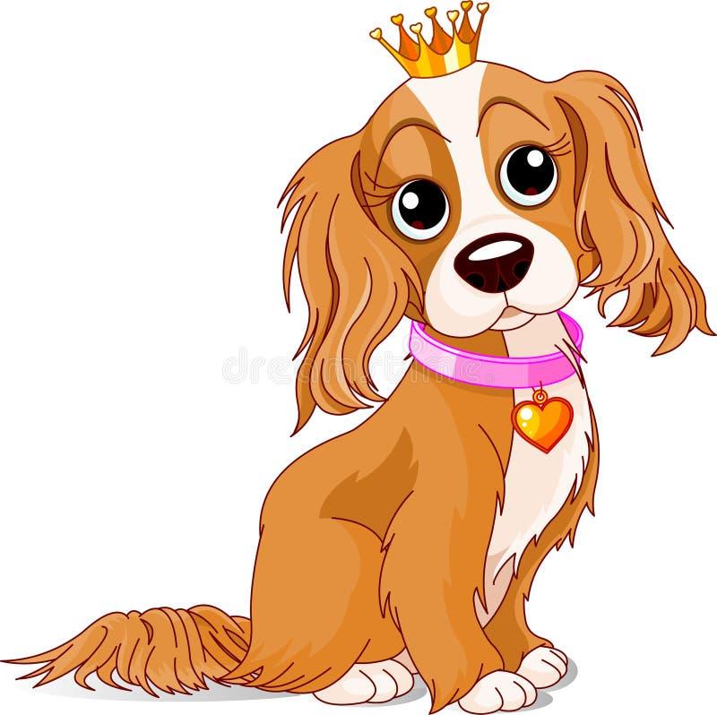 De hond van de royalty vector illustratie