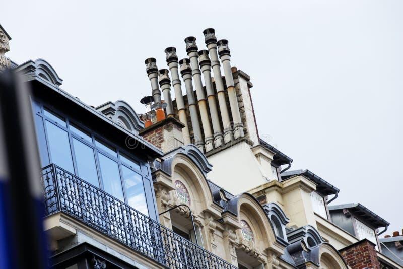 De Hoofdstad van Parijs van Frankrijk royalty-vrije stock foto