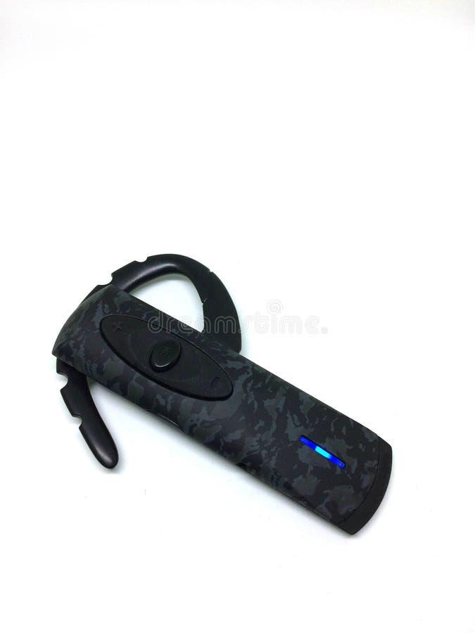De hoofdtelefoon van Bluetooth stock foto