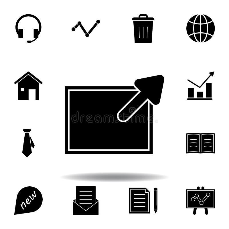 De hoofdtelefoonpictogram van de hotlinesteun De tekens en de symbolen kunnen voor Web, embleem, mobiele toepassing, UI, UX worde royalty-vrije illustratie