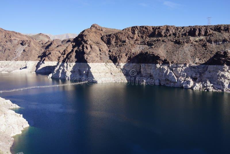 De Hoover-Dam b46 royalty-vrije stock foto