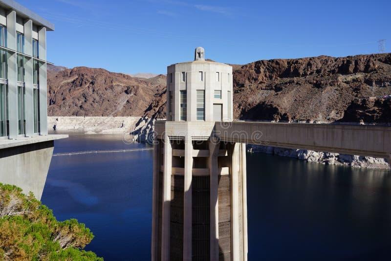 De Hoover-Dam c34 stock foto