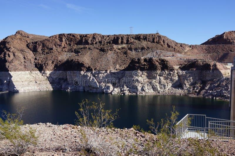 De Hoover-Dam c16 stock foto